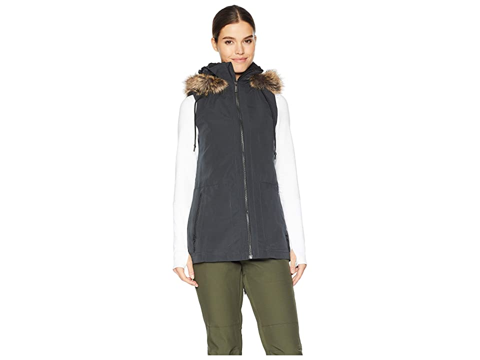 Volcom Snow Longhorn Insulated Vest (Black) Women