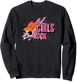 Cartoon Network The Powerpuff Girls Girls Rock Sweatshirt