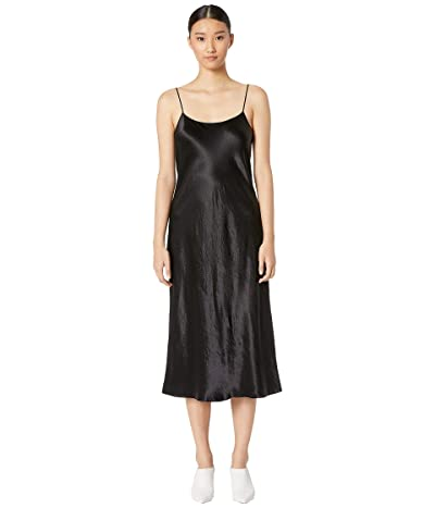 Vince Slip Dress (Black) Women