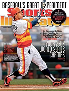 Best sports illustrated 2017 cover Reviews