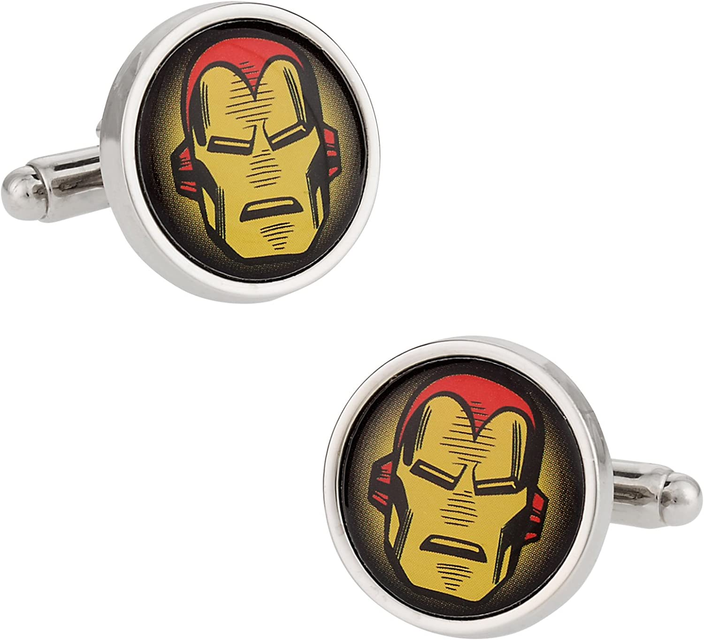 Iron Man Cufflinks by Cuff-Daddy