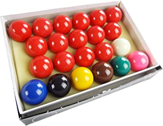 mini snooker balls