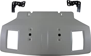Genuine Toyota Accessories PT212-34070 Front Skid Plate for Select Tundra Models