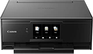 Canon Wireless TS9160GY Pixma Home Printer All in One printer with Wi-Fi & Bluetooth, Grey, (TS9160GY)