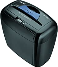 Fellowes Powershred P-35C 5-Sheet Cross-Cut Paper and Credit Card Shredder with Safety Lock (3213501)