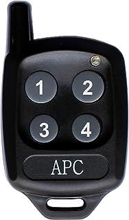 APC Genuine Four Button Remote Control for Gate Openers