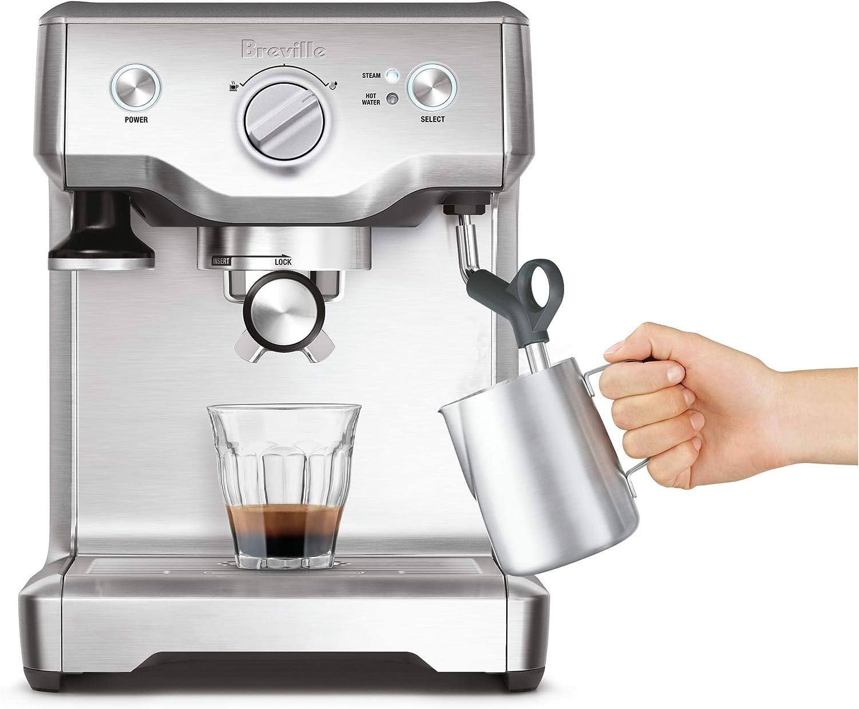 Buy Breville BES810BSS Duo Temp Pro Espresso Machine, Stainless Steel,  medium Online in Japan. B00OS5MTCA