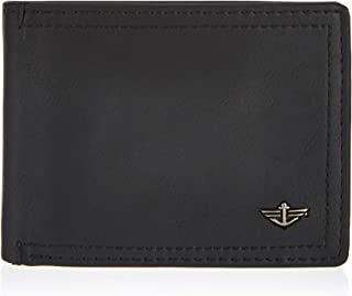 Dockers 2019 Mens Rfid Security Blocking Passcase Wallet, 14 cm