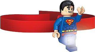 Lego DC Super Heroes Superman LED Head Lamp - 3 inch Tall...