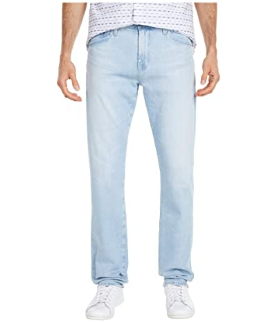 AG Adriano Goldschmied Everett Slim Straight Leg Jeans in Continuance (Continuance) Men
