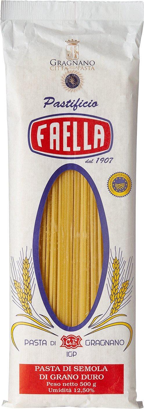 Faella Spaghettoni Pasta - IGP Gragnano - 1.1 lb
