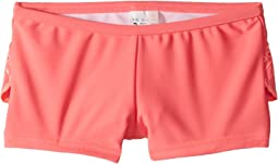 Seafolly Kids - Sweet Summer Frill Boyleg (Toddler/Little Kids)
