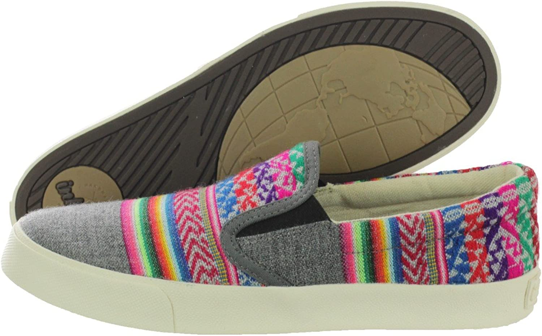 Inkkas - Slate Slip On shoes, Grey, 8