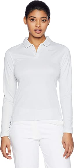Dry Polo Long Sleeve Core