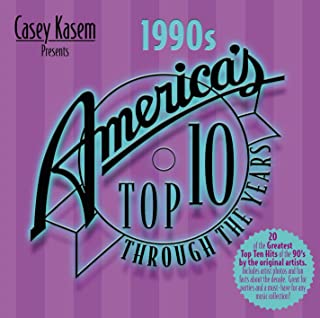 Casey Kasem Presents - America's Top 10 Through Years: The 90's