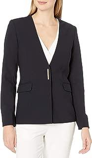 Women's Jacket with Hardware