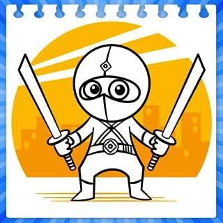 Coloring Book Ninja