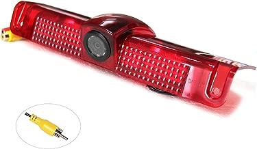 RED WOLF Third Brake Light Rear View Backup Camera For Chevrolet Express/GMC Savana 2500 3500 2003-2017