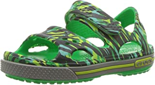 Crocs Kids' Crocband II Graphic K Sandal