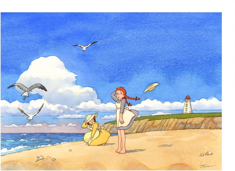 108 Piece Anne of Green Gables Seaside Girls (18.2x25.7cm)