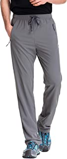 Best mens sweatpants elastic cuff at ankle Reviews