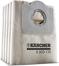 adatti per l/'aspirapolvere multiuso K/ärcher serie WD 3 f/ür WD 3 P Extension Kit 10 sacchetti per aspirapolvere
