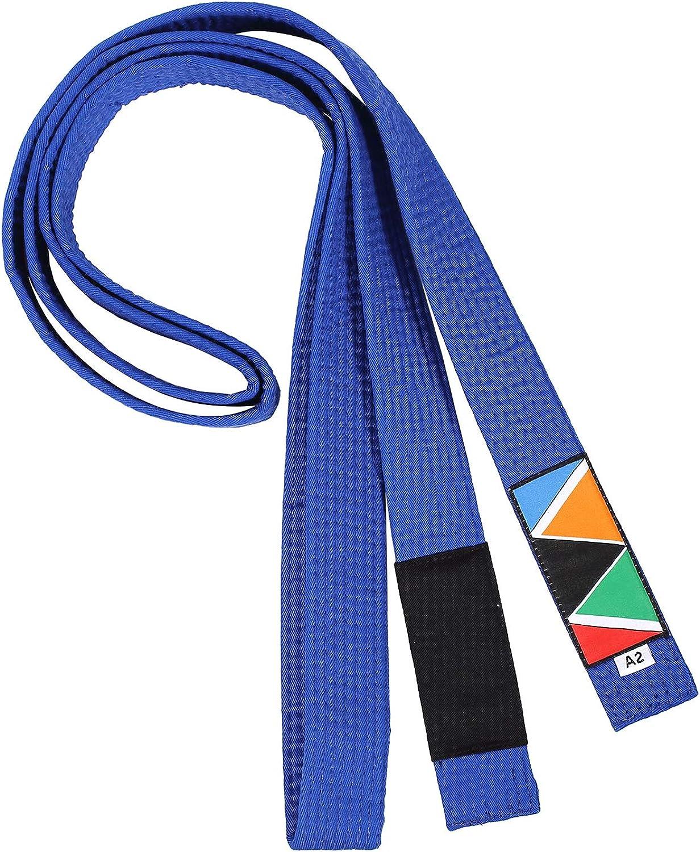 WSULMENG Jiu Jitsu Belt Max 79% OFF Unisex Perfect fo BJJ Pearl Max 78% OFF Weave