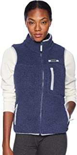 Womens Mountain Side Heavyweight Fleece Vest