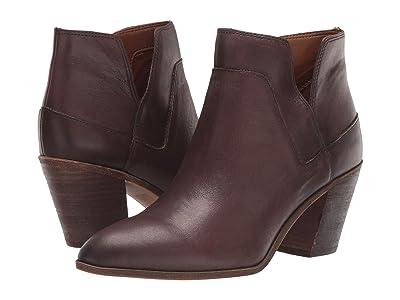 Franco Sarto Odessa (Brown Leather) Women