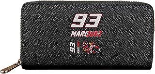 財布 マルク・マルケス MotoGP バイク王 メンズ レディース 長財布 ファスナー カード入れ 紳士用 多機能 大容量 贈り物 ファッション 上品