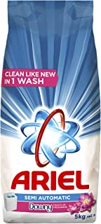 Ariel Powder Laundry Detergent, Touch of Freshness Downy, 5KG