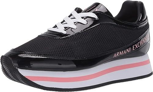 Armani exchange sneaker scarpe da ginnastica da donna XDX030XV314