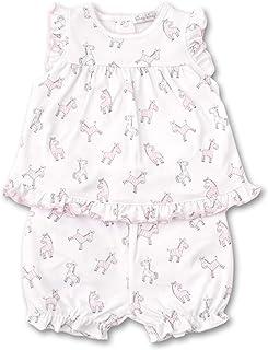 Kissy Kissy Baby-Girls Infant Trendy Trunks Print Footie