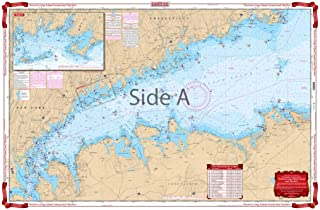 Waterproof Charts, Standard Navigation, 26 Western Long Island Sound and Harbors