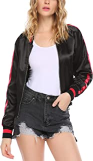 Best red and white varsity jacket for womens Reviews