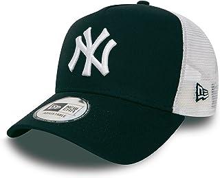 Gorra Béisbol Malla cap en el Bundle con UD PAÑUELO New York Yankees LOS ANGELES DODGERS - NY Azul Marino /BLACK, OSFA (One Size fits all)