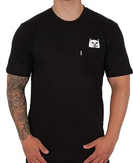 3f223bbdabd91f Rip'n'Dip RIPNDIP Lord Nermal Pocket T Shirt - Black