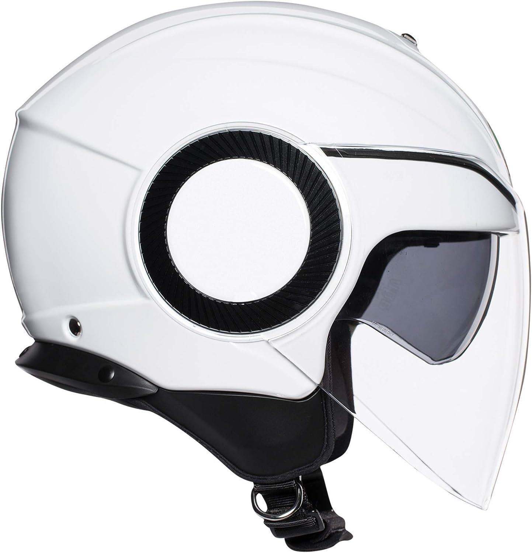 Agv Orbyt Solid Motorrad Jet Helm Auto