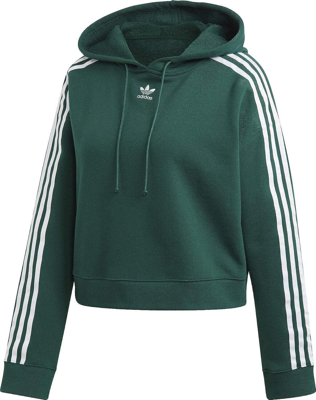 Adidas Herren Cropped Hooded Sweatshirt