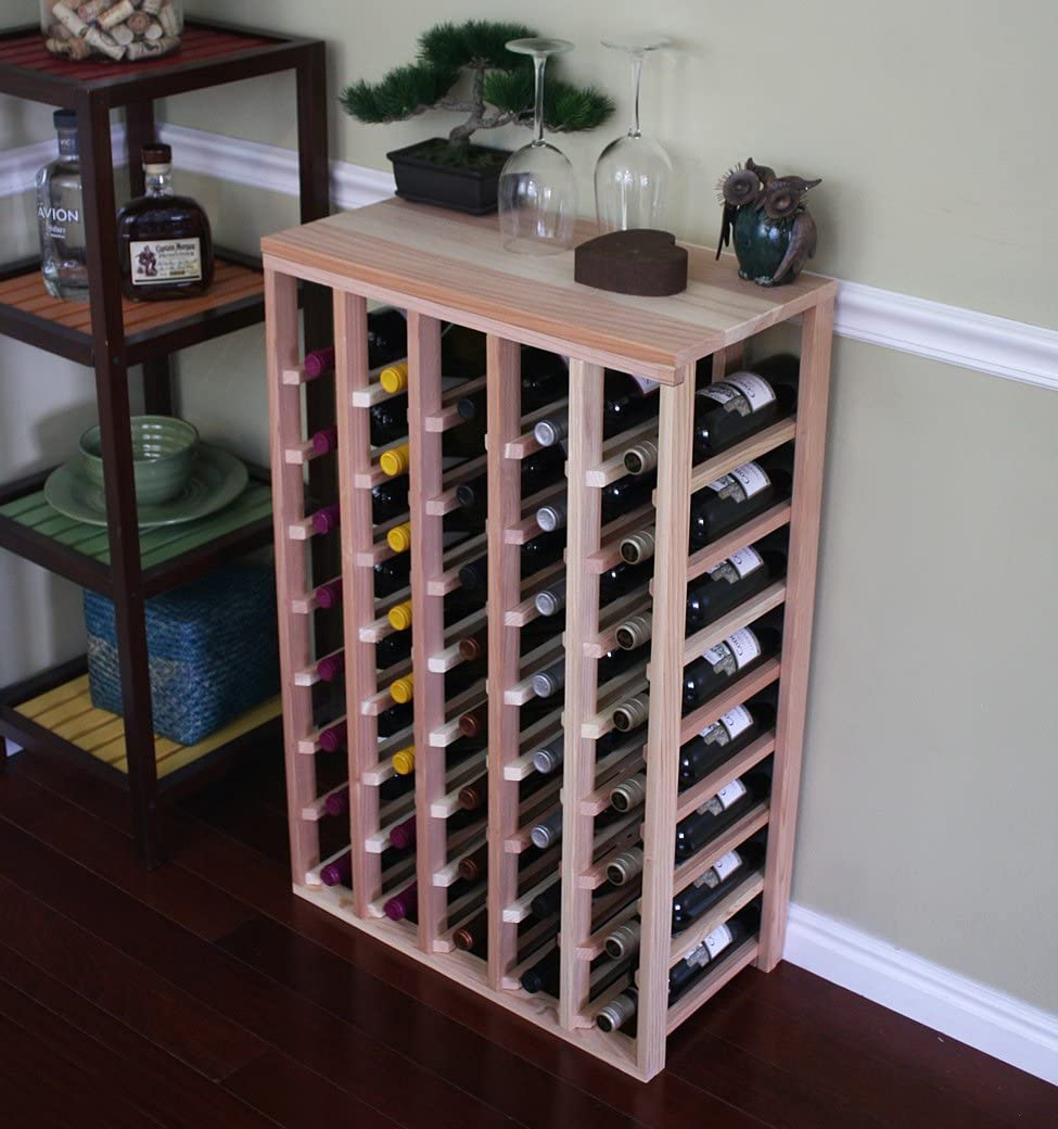 Max 61% OFF Creekside 40 Bottle Table Wine Redwood Exc Rack - Ranking TOP18 by