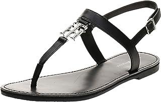 Tommy Hilfiger TH HARDWARE FLAT SANDAL womens Sandal
