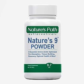 Essential Amino Acids Powder Blend All 9 Essential Aminos (EAA) and (BCAAs) PreWorkout Leucine, Isoleucine, Valine Perform...