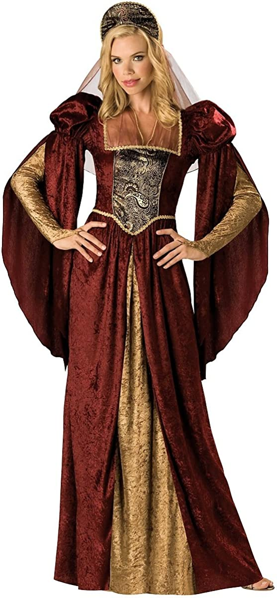 InCharacter Atlanta Mall Women's Choice Renaissance Maiden X- Medieval Costume Queen