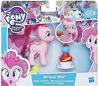 Hasbro My Little Pony E2566 Pinkie Pie met veranderbare gezicht en muffin voor kinderen, jongens en meisjes