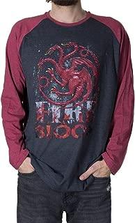 Game of Thrones Men's House Sigil Raglan Shirt