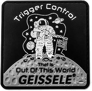 "Geissele Automatics Astronaut Patch, 3"""
