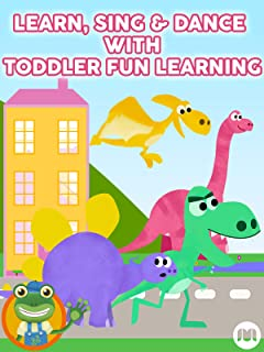 Learn, Sing & Dance with Toddler Fun Learning