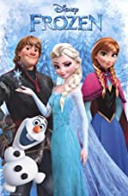 Frozen - Group Poster 22 x 34in