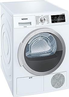 Siemens Condenser Dryer, White, 8 Kg, Wt46G400Gc, 1 Year Warranty
