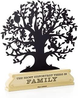 Hallmark Disney Family Tree Silhouette Figurine